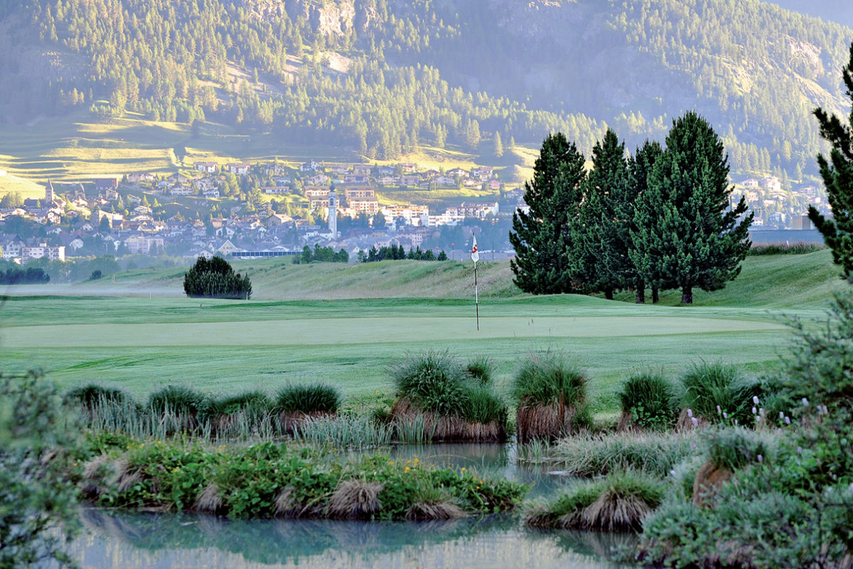 Switzerland's oldest golf club, Engadine Golf Club,  Celebrates its 125th Anniversary