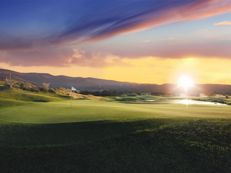 Argentario Combines Golf & Beach to Make 'Tuscan Summer Dream' a Reality for Golfers