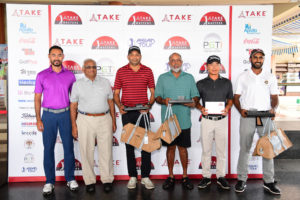 Madappa grabs TAKE Solutions Masters