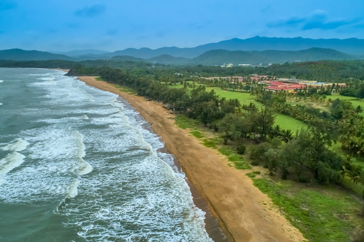 A love affair with Goa leads to a Golf Tournament