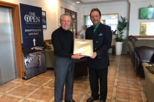 Carnoustie 2018, an Adventure to Remember