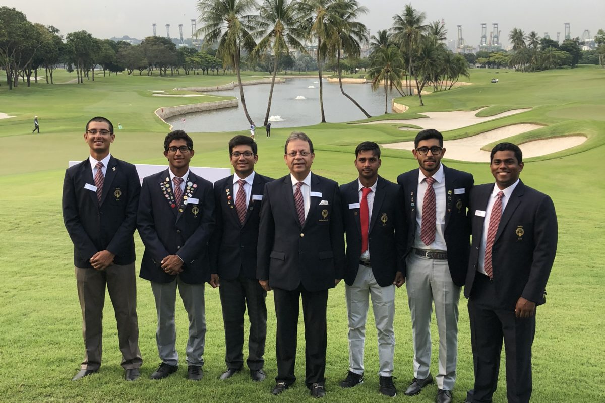 REGION'S FINEST GOLFERS GATHER FOR 10TH ASIA-PACIFIC AMATEUR CHAMPIONSHIP