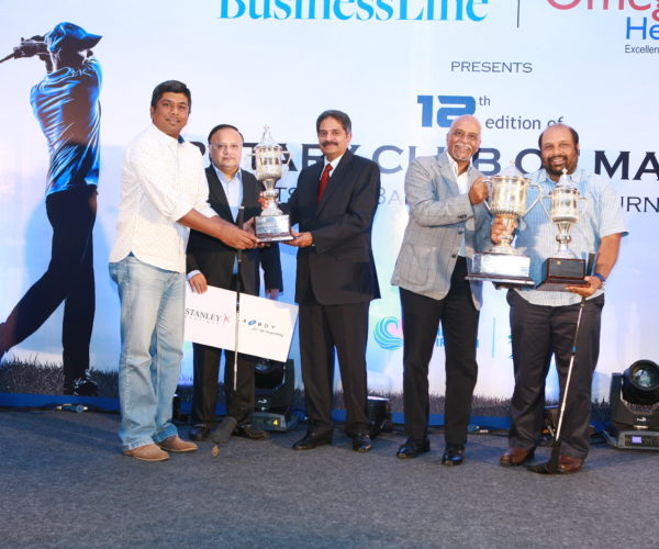 12th Rotary Club of Madras Merchants and Bankers Golf Tournament
