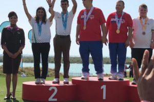 Ranveer Singh Saini & Monica Jajoo bags Silver at the World games 2019 in Abu Dhabi