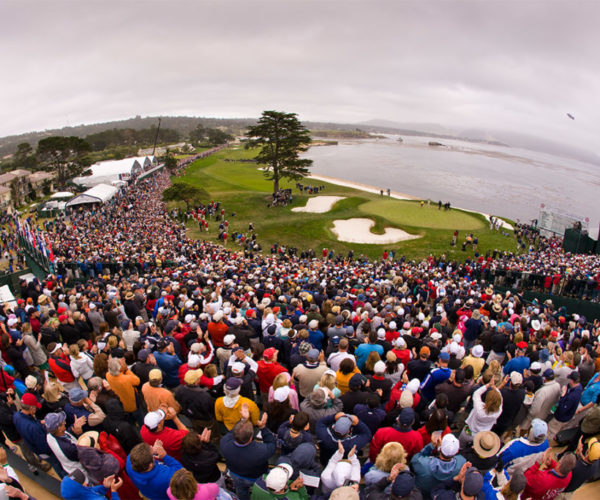 The 2019 U.S. Open Set at Storied Pebble Beach