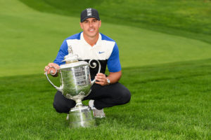 King Koepka seals major number four in Bethpage