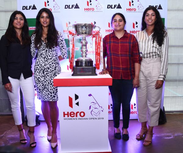 Hero Women's Indian Open 2019