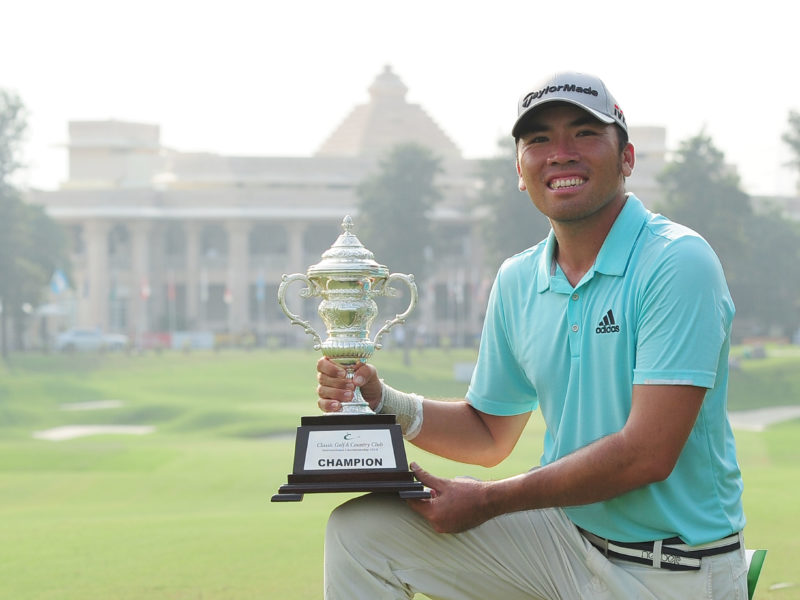 Rory Hie holds Rashid and others at bay to win Classic Golf & Country Club International Championship 2019