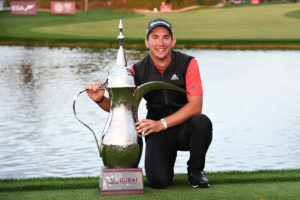Herbert claims play-off victory in Dubai