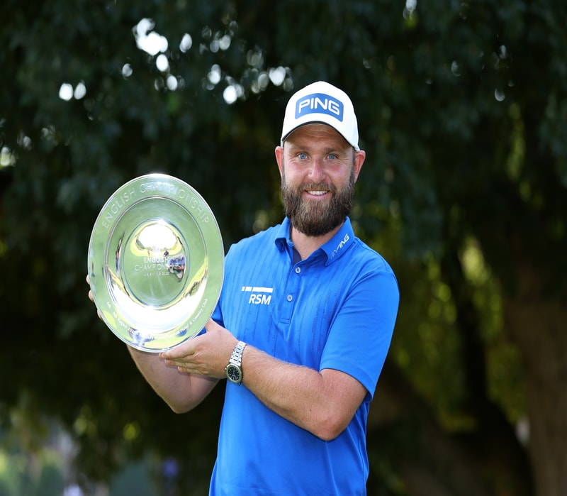 Sully lands fourth title at Hanbury Manor