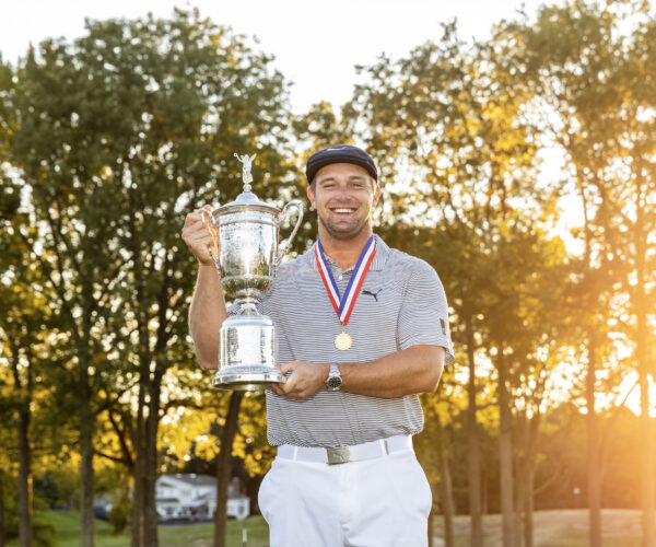 DeChambeau Decisively Seals the Deal at Winged Foot