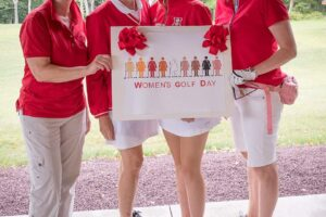 RECORD BREAKING RESULTS FOR 2020 WOMEN'S GOLF DAY