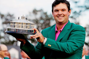 Patrick Reed dominated the Augusta Masters