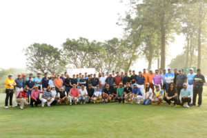 The Scindia School Old Boys Association Invitational Golf Tournament