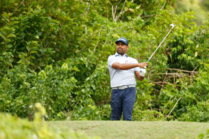 Lahiri and Kiradech shares 11th place